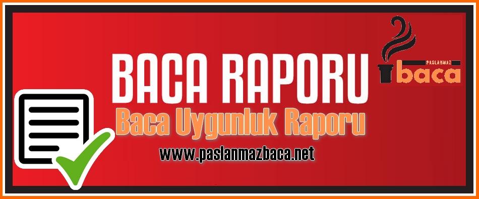 Baca Raporu